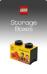 LEGO® Storage Boxes