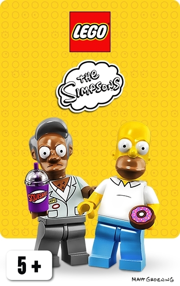 LEGO® The Simpson