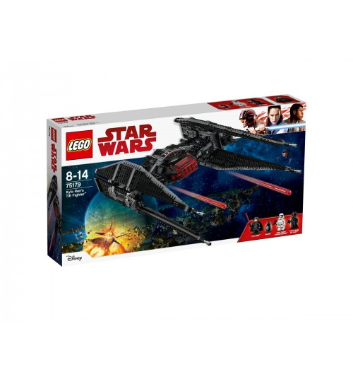 LEGO® Star Wars™ Kylo Ren's TIE Fighter™