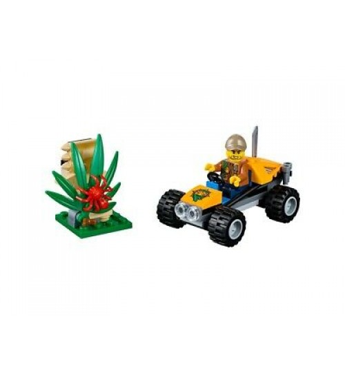 LEGO® City Dschungel-Buggy