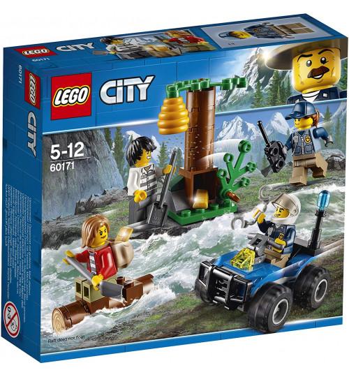 LEGO® City Verfolgung durch die Berge