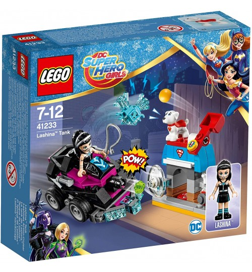 LEGO® DC Super Hero Girls™ Lashinas Action-Cruiser