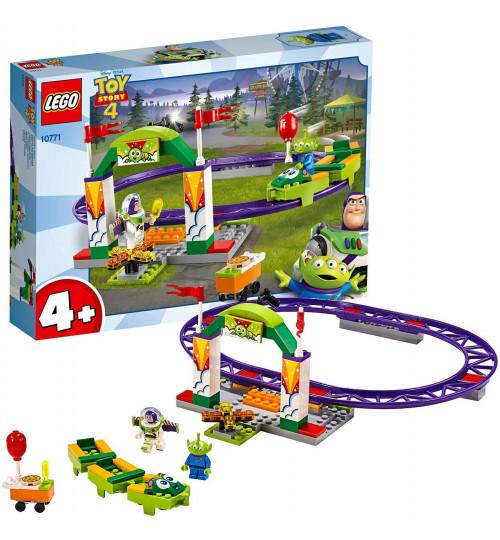 LEGO® Toy Story 4 Buzz wilde Achterbahnfahrt