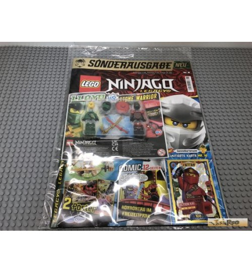 LEGO® Ninjago Legacy Sammelheft Minifigur Sonderausgabe Lloyd
