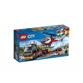 LEGO® City  Schwerlasttransporter