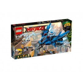 LEGO® NINJAGO Movie Jay's Jet-Blitz