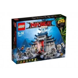 LEGO® NINJAGO Movie Ultimativ ultimatives Tempel-Versteck