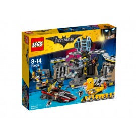 The LEGO Batman Movie™ Batcave-Einbruch