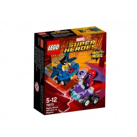 LEGO® Marvel Super Heroes™ Mighty Micros: Wolverine vs. Magneto