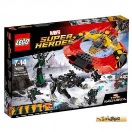 LEGO® Marvel Super Heroes™ Das ultimative Kräftemessen um Asgard