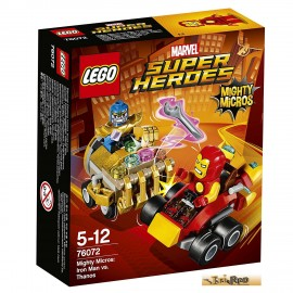 LEGO® Marvel Super Heroes™ Mighty Micros: Iron Man vs. Thanos