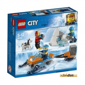 LEGO® City Arktis-Expeditionsteam 60191