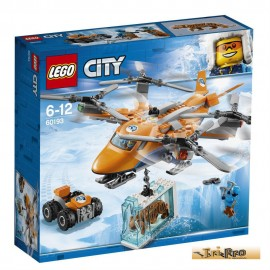 LEGO City Arktis-Frachtflugzeug (Arctic Air Transport)  60193