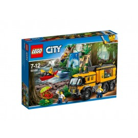 LEGO® City Mobiles Dschungel-Labor