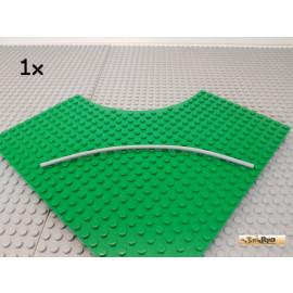 LEGO® 1Stk Flex Schlauch 16,8cm / 21 lang neu-hellgrau 6176401