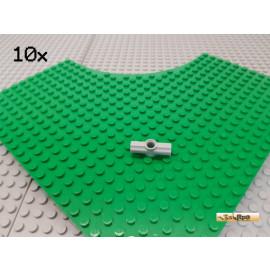 LEGO® 10Stk Technic Verbinder 180° neu-hellgrau 32034