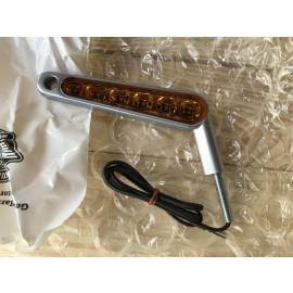 69402-09A Harley-Davidson TURNSIGNAL,RH/FRT,MIRROR STEM