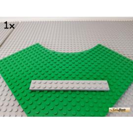 LEGO® 1Stk Platte 2x14 neu-hellgrau 91988