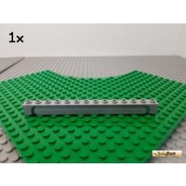 LEGO® 1Stk 1x14 Stein mit Nut neu-hellgrau 4217