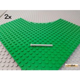 LEGO® 2Stk Power Function Shooter 3,2 neu-hellgrau 61680