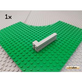 LEGO® 1Stk Säule 2x2x6 mit Führungsschinene neu-hellgrau 6056