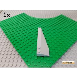 LEGO® 1Stk Keilstein / Flügel rechts 10x3 neu-hellgrau 50956