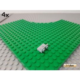 LEGO® 4Stk Winkelplatte 1x2-1x2 Konverter neu-hellgrau 99780