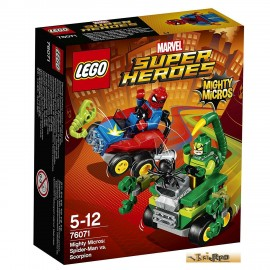 LEGO® Marvel Super Heroes™ Mighty Micros: Spider-Man vs. Scorpion
