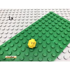 LEGO® 1Stk Minifigur Kopf Head Gelb Yellow