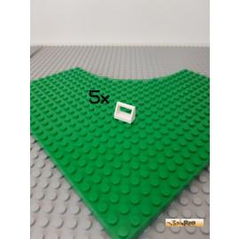 LEGO® 5Stk Platte 1x2 modifiziert mit Bügel/Griff