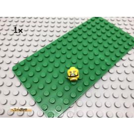 LEGO® 1Stk Minifigur Kopf Gesicht Head Gelb Yellow