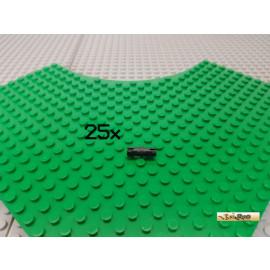LEGO® 25Stk Technic Pin schwarz 2780