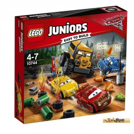 LEGO® Juniors Cars™ Crazy 8 Rennen in Thunder Hollow