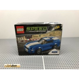 LEGO® Speed Champions Ford Mustang GT