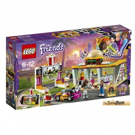 Lego Friends Burgerladen