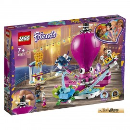 LEGO® Friends Lustiges Oktopus-Karussell