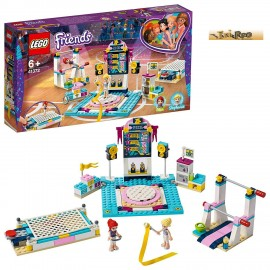 LEGO® Friends Friends Stephanies Gymnastik-Show 41372