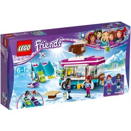 LEGO® Friends Kakaowagen am Wintersportort