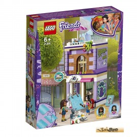 LEGO® Friends Emmas Künstlerstudio