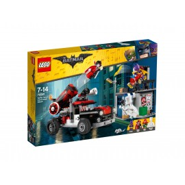 LEGO® BATMAN MOVIE Harley Quinn™  Kanonenkugelattacke