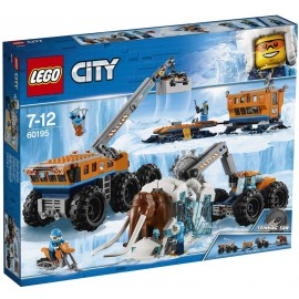 LEGO® City Mobile Arktis-Forschungsstation
