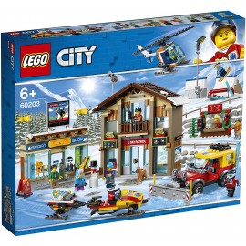 LEGO® City Ski Resort