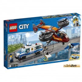 LEGO® City Polizei Diamantenraub