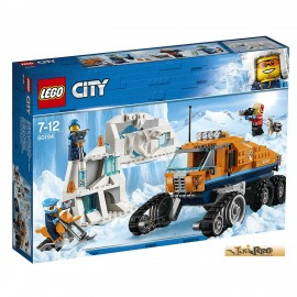LEGO® City Arktis-Erkundungstruck