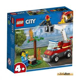 LEGO®  City Feuerwehr beim Grillfest