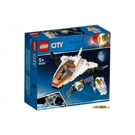 LEGO® City Satelliten-Wartungsmission