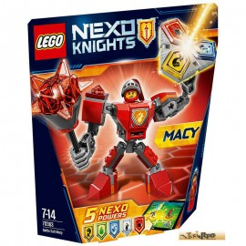 LEGO® Nexo Knights Action Macy