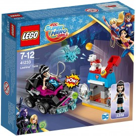 LEGO® DC Super Hero Girls™ Lashinas Action-Cruiser