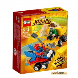 Lego® Marvel Super Heroes Mighty Micros Spider-Man vs. Sandman