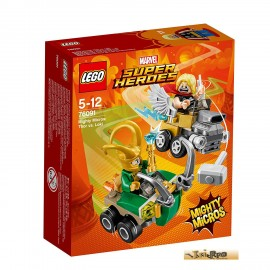Lego® Marvel Super Heroes Mighty Micros Thor vs. Loki